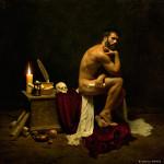 Dei Filosofi - Platón © Aurelio Monge