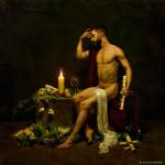 Dei Filosofi - Ptolomeo © Aurelio Monge